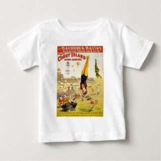 Barnum & Bailey Coney Island Water Carnival Baby T-Shirt