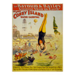 Barnum & Bailey Coney Island Water Carnival Posters