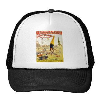 Barnum & Bailey Coney Island Water Carnival Trucker Hat