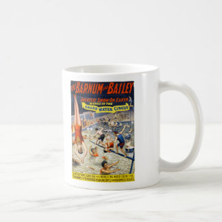 Barnum & Bailey Grand Water Circus Coffee Mug