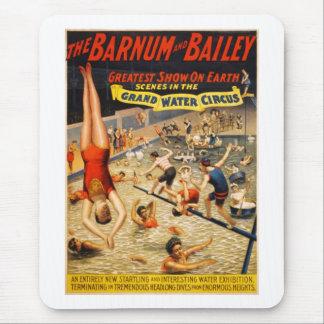 Barnum & Bailey Greatest Show on Earth Mouse Pad