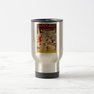 Barnum & Bailey Greatest Show on Earth Travel Mug
