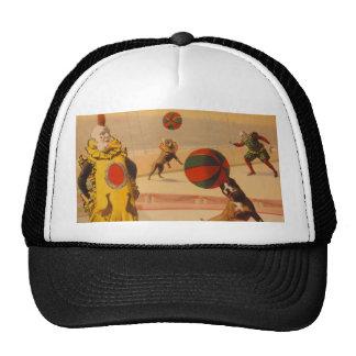 Barnum & Bailey - Marvelous Football Dogs Trucker Hat
