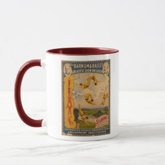 Barnum & Bailey / Trapeze Artists Mug