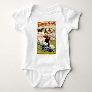 Barnum & Bailey - Wonderful Performing Geese Baby Bodysuit