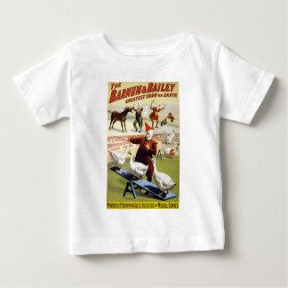 Barnum & Bailey - Wonderful Performing Geese Baby T-Shirt