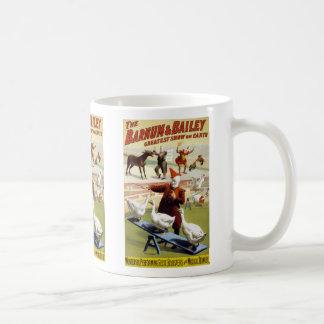 Barnum & Bailey - Wonderful Performing Geese Coffee Mug