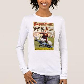 Barnum & Bailey - Wonderful Performing Geese Long Sleeve T-Shirt