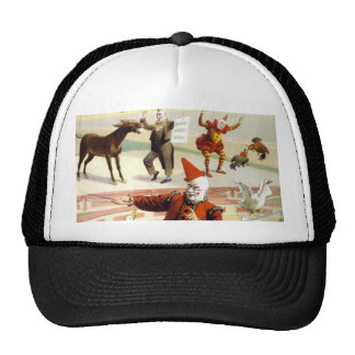 Barnum & Bailey - Wonderful Performing Geese Trucker Hat