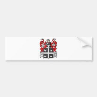 Barnum Coat of Arms Bumper Sticker