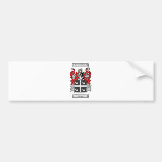 Barnum Coat of Arms Bumper Stickers