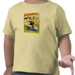 """""""Barnum y circo de Bailey """" Camiseta"""