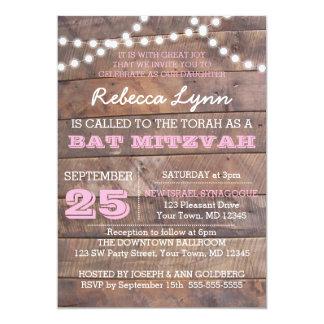 Bat Mitzvah Invitations 5400 Bat Mitzvah Announcements
