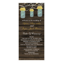 Barnwood mason jars,yellow flowers programs