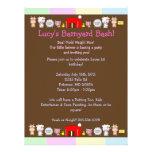 Barnyard Bash Custom Invite