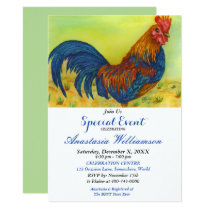 BARNYARD BRUNCH PARTY EVENT INVITE