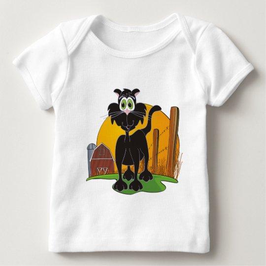 Barnyard Cat Baby T-Shirt