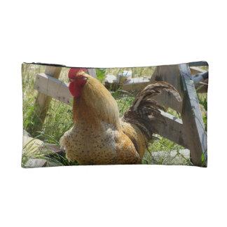 Barnyard Chicken Makeup Bags