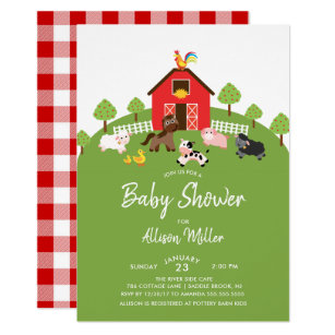 farm invitations 3100 farm announcements invites