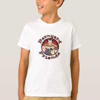 Barnyard Friends Kids T-Shirt