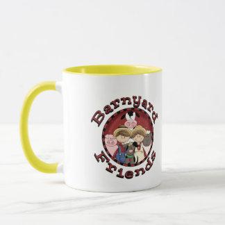 Barnyard Friends Mug