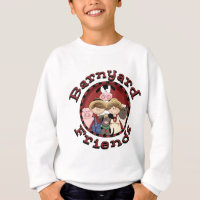 Barnyard Friends Sweatshirt