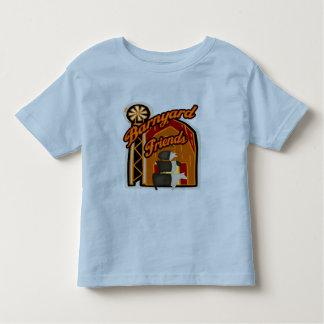 Barnyard Friends Toddler T-shirt