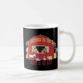 Barnyard Goat Coffee Mugs
