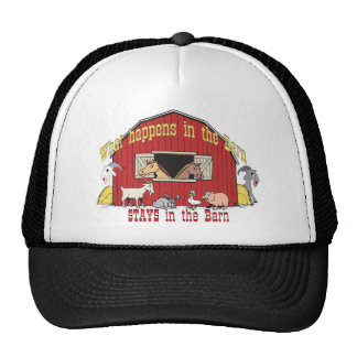 Barnyard Goat Trucker Hat