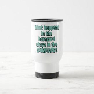 Barnyard Mug