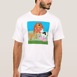 Barnyard Party T-Shirt