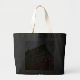 Barnyard Poppies Tote Bag
