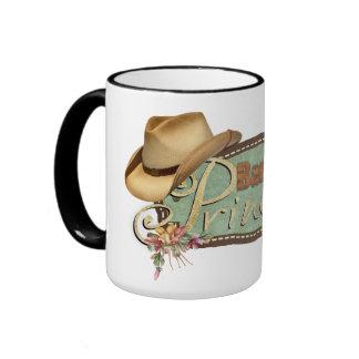 Barnyard princess Custom Mugs