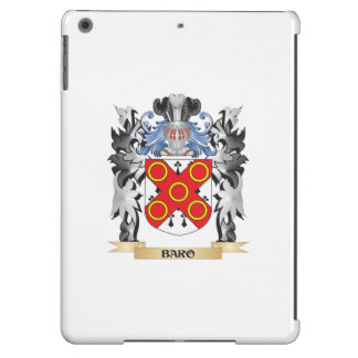 Baro Coat of Arms - Family Crest iPad Air Cases