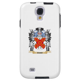 Baro Coat of Arms - Family Crest Galaxy S4 Case