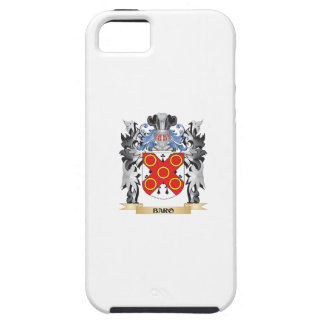 Baro Coat of Arms - Family Crest iPhone 5 Cases