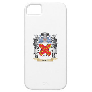 Baro Coat of Arms - Family Crest iPhone 5 Cover