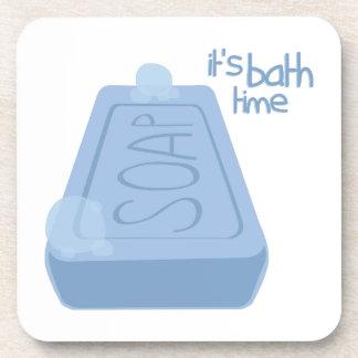 BarOfSoap BathTime Coaster