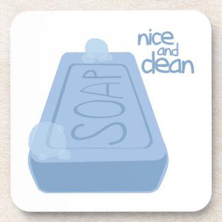 BarOfSoap NiceAndClean Coaster