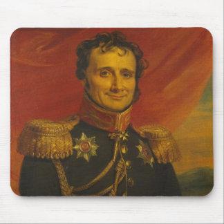 Baron Antoine-Henri Jomini, by George Dawe Mouse Pad
