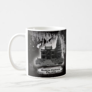 Barón Empian Palace Historical Mug Taza Clásica