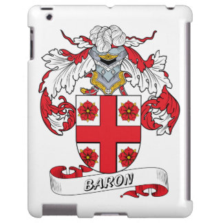 Barón Family Crest