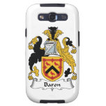 Baron Family Crest Galaxy S3 Cover