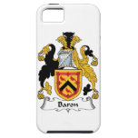 Baron Family Crest iPhone 5 Cover