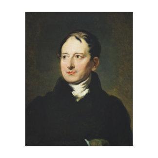 Baron Francois Pascal Simon Gerard Canvas Print