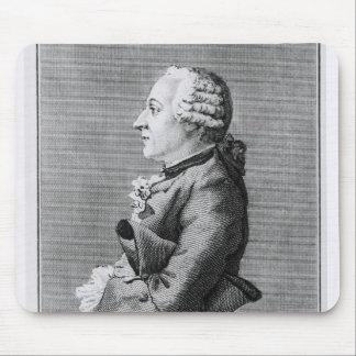 Baron Friedrich Melchior Grimm Mouse Pad