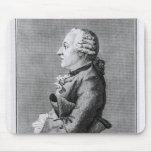 Barón Friedrich Melchior Grimm Tapete De Ratón