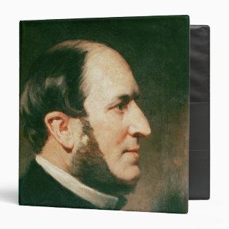 Baron Georges Eugene Haussmann  1867 Binder