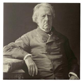 Barón Isidoro Justin Severin Taylor (1789-1879), f Azulejo Cuadrado Grande