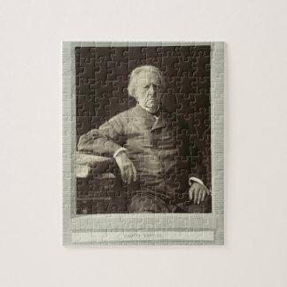 Barón Isidoro Justin Severin Taylor (1789-1879), f Rompecabeza Con Fotos